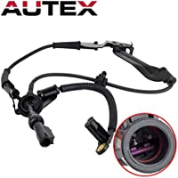 BOXI Front Right ABS Wheel Speed Sensor for 2001 2002 2003 2004 2005 2006 2007 2008 Ford Escape Replaces YL8Z2C204AA YL8Z2C204AB SU7892 970-076 2005 2006 2007 2008 Mercury Mariner