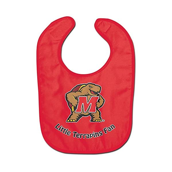 WinCraft NCAA University of Arkansas WCRA2018014 All Pro Baby Bib