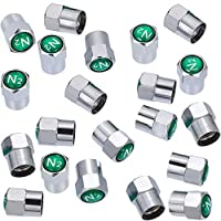 1pcs for Spare. GODESON Chrome-Plated Brass Tire Valve Stem Caps with US Flag 5 Pcs//Set Good Decorated Round Tire Wheel Stem Air Valve Caps for Automtive Motorcycles,Bicycles Tire