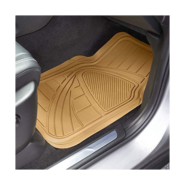 Passenger /& Rear Floor 2007 Ford Focus Black with Red Edging Driver 2006 GGBAILEY D4476A-S1A-BLK/_BR Custom Fit Car Mats for 2005