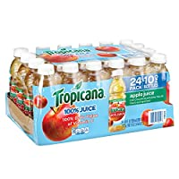 Tropicana Apple Juice, 10 oz., 24 Count