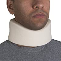 OTC Cervical Collar, Soft Foam, Neck Support Brace, Small (Narrow 2.5