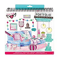 button bag Complete Creative Art /& Craft Sewing Set Kids Ages 8 Years /& Up LUNJV BBSEW