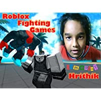 Clip: Roblox Fighting Games - Gameplay Hrithik