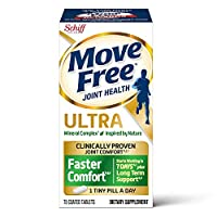Move Free Advanced Ultra 2-in-1 Supplement with Comfortmax, 75 Count