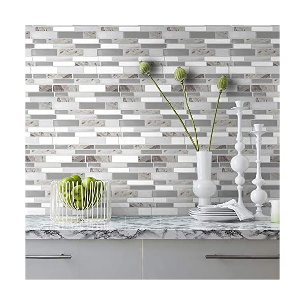 Decorative Vinyl Backsplash Tile L