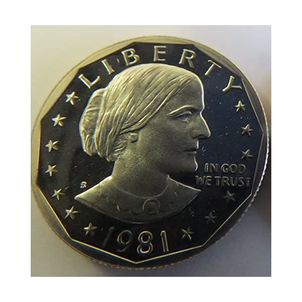 1979 S Susan B Anthony Proof Dollar Dollar Perfect Uncirculated US Mint