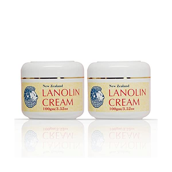 Pure And Simple New Zealand Lanolin Cream (2 Pack)