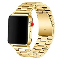 Libra Gemini Compatible for iWatch Band 38mm 40mm Replacement Stainless Steel Metal iWatch 38mm 40mm Series 4/3/2/1