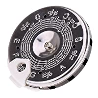 """Pitch Pipe Tuner A Precise 13 Note Chromatic C-C Scale From The Master """"That's My Tune"""" Offers You Durable Chrome Plated Pipes With A Sliding Note Selector Giving You A Key To Be a Better Vocalist"""