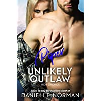 Piper, Unlikely Outlaw (Iron Orchids Book 10)
