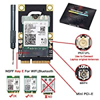 Hobbypower mSATA SSD to M.2 NGFF Key B Adapter with FFC Cable
