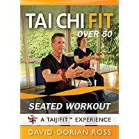 Tai Chi Fit Over 50 SEATED WORKOUT for HEALTH DVD David-Dorian Ross **BESTSELLER** 2019 Sitting Tai Chi