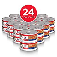 Hill's Science Diet Wet Cat Food, Adult 7+ for Senior Cats, 24-pack