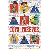 Trends International Disney Pixar Toy Story 4 - Grid Wall Poster, 22.375