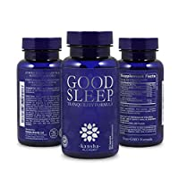 Natural Sleep Aid with Magnesium, Mucuna Puriens, L Theanine Melatonin and GABA Melatonin, Sleeping Pills with an Advanced Blend of Chinese Root Powders for Fulfilling Sleep, Sleep Pills (180)