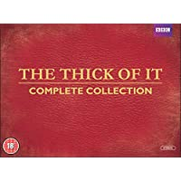 The Thick of It (Complete Collection) - 8-DVD Box Set ( The Thick of It (Series 1-4) )