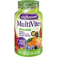 Vitafusion MultiVites Gummy Vitamins, 150 count