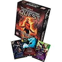 Alderac Entertainment Group (AEG) Thunderstone Quest: Foundations of The World Board Game, Multi-Colored