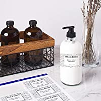 Avery Printable Waterproof Labels - Beauty Products, Soaps, Body Butter, Scrubs, 2