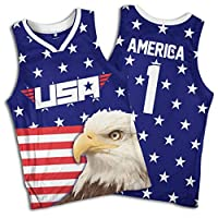 Outerstuff Team USA Basketball Paul George #29 Home White Swingman Jersey Youth Sizes