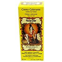 SITARAMA Henné Color - Henna Colouring Cream - Golden Blond - Free from oxidants, ammonia, p-phenylenediamine (PPD), resorcinol, synthetic fragrances, and heavy metals