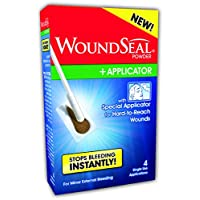 WoundSeal Powder and Applicator (4 single use applications)