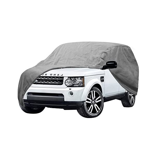 Van Lowest Price 1 Layer Dust Cover and Truck OxGord Auto Cover Ready-Fit Semi Glove Fit fro SUV Fits up to 206 Inches
