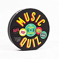 Music Pop Quiz 400 Card Version by Way of Play Classic Games