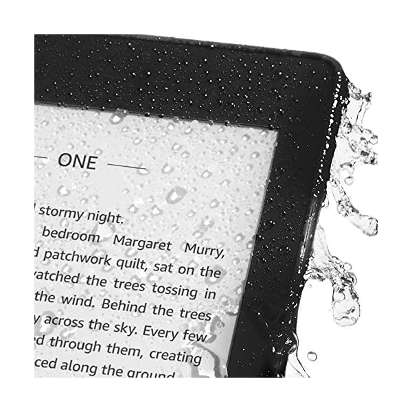 Kindle Paperwhite – Now Waterproof with 2x the Storage – Includes Special Offers