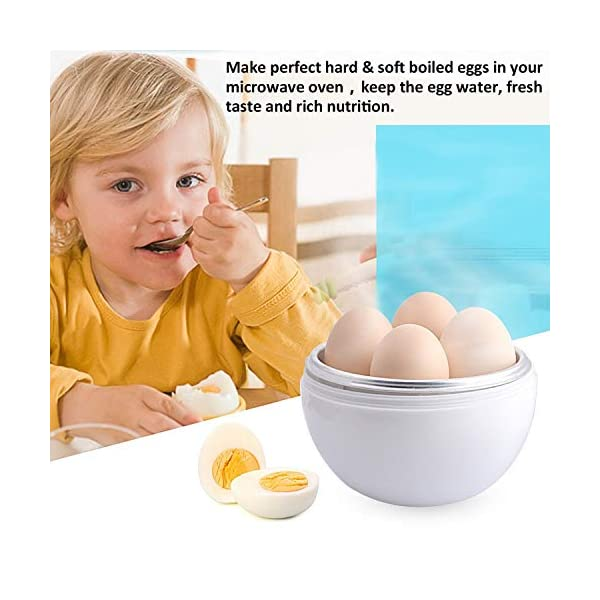 ZFM172523BGXVC1013 Microwave Egg Boiler Dishwasher Safe,Microwave Egg Cooker for 4 Eggs White Coxeer Egg Microwave Cooker Only 8 Minutes for Hard or Soft Boiled Eggs No Piercing Required White Dishwasher Safe/,Microwave Egg Cooker for 4 Eggs