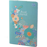 Boxclever Press Food Journal for a Healthier Lifestyle. Food Diary and Food Journal Log Book. Portable Daily Planner to Use with Weight Watchers, Diets or Personal Training Plans.