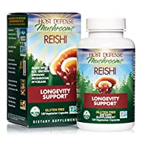 Host Defense, Reishi Capsules, 120 Count