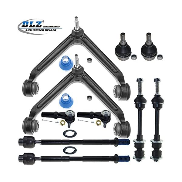 SCITOO Front Lower Ball Joint Inner Outer Tie Rod End Sway Bar Link Kit fit Ford Escape Mazda Tribute 2005 2006 8pc
