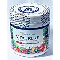 Gundry MD Vital Reds Concentrated Polyphenol Blend Dietary Supplement 4 oz (112.95g)