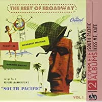 Best Of Broadway: Kiss Me, Kate / South Pacific, Vol. 1