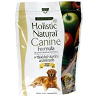Bench & Field Holistic Natural Canine Formula Dry Dog Food, 6.6-Pound Bags (Pack Of 2)