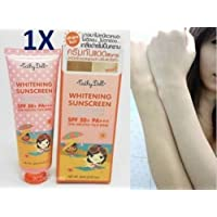 1X Cathy Doll BB Cream L-Glutathione SPF50PA+++ Sunscreen Whitening Lotion 60 ml by Korea
