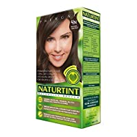 Permanent Hair Color Natural Chestnut, 4N ( Multi-Pack) 4 Pack