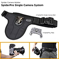 Spider Holster - SpiderPro Single Camera System v2 - The Professional Carry System for DSLR Cameras and Heavy Gear!