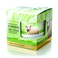 Wild Ferns Lanolin New Zealand Day Creme with Collagen and Placenta