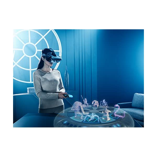 Lenovo Star Wars: Jedi Challenges, Smartphone Powered Augmented Reality Experience