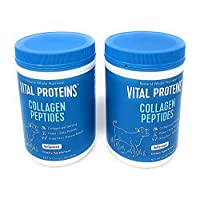 Vital Proteins Unflavored Collagen Peptides, 48 oz with Bovine Hide Collagen Peptides Packaging May Vary