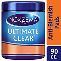 Noxzema  Face Pads Anti Blemish 90 ct (Pack of 2)