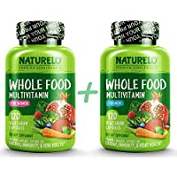 Bundle: Whole Food Multivitamin for Women + Whole Food Multivitamin for Men