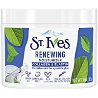 St. Ives Facial Moisturizer, Collagen Elastin, 10 oz