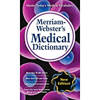 Merriam-Webster's Medical Dictionary, Newest Edition, Mass-Market Paperback