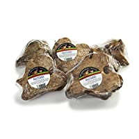 Pet 'n Shape Knuckle Steak Bone - Made & Sourced in The USA - All Natural Dog Chewz, 6 Pack