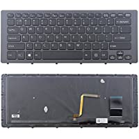 Fit 13 // 13A, Fit 14 // 14A, Fit 15 // 15A Pro 13 Ultrabooks Fit 14, 14A BingoBuy Clear Silicone Keyboard Protector Skin Cover for SONY VAIO Fit Laptops ; Flip PCs with BingoBuy Card Case for Credi if your enter key looks like 7, our skin cant fit