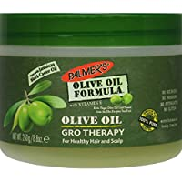 Palmer's Olive Oil Formula Gro Therapy for Healthy Hair and Scalp | 8.8 Ounces (Pack of 2)
